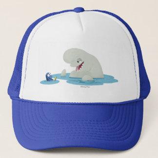 Bailey & Dory | Swim with Friends Trucker Hat