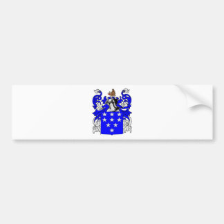 Bailey (English) Coat of Arms Bumper Sticker