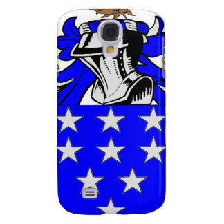 Bailey (English) Coat of Arms Galaxy S4 Case