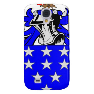 Bailey (English) Coat of Arms Samsung Galaxy S4 Case