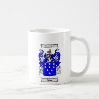 Bailey (English) Coat of Arms Coffee Mug