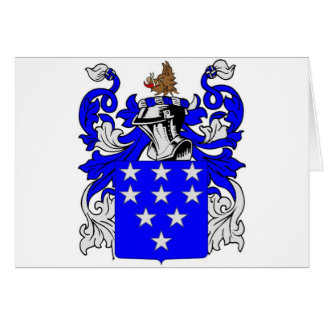 Bailey (English) Coat of Arms Greeting Card