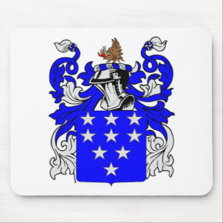 Bailey (English) Coat of Arms Mouse Pad