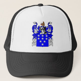 Bailey (English) Coat of Arms Trucker Hat