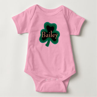 Bailey Family Baby Bodysuit
