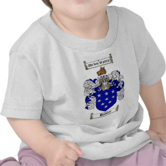 BAILEY FAMILY CREST -  BAILEY COAT OF ARMS TSHIRTS