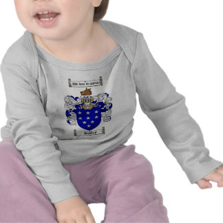 BAILEY FAMILY CREST -  BAILEY COAT OF ARMS TSHIRT