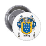 Bailey Family Crest Buttons
