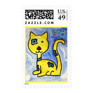 Bailey High Hopes Big Dreams Postage Stamp
