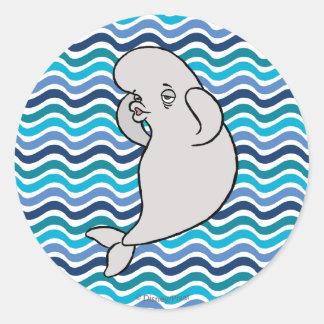 Bailey | I'm Lightheaded Classic Round Sticker