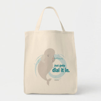 Bailey | Just Gotta Dial it in Tote Bag