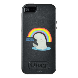 Bailey | My Life is a Rainbow OtterBox iPhone 5/5s/SE Case