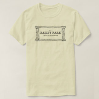 Bailey Park - It's A Wonderful Life themed t-shirt