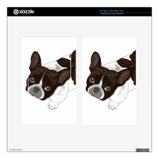 Bailey Pearl the Frenchie Dog Kindle Fire Skin