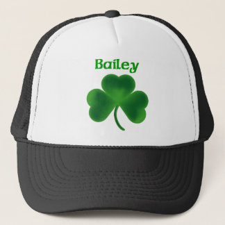 Bailey Shamrock Trucker Hat