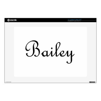 """Bailey Skin For 15"""" Laptop"""