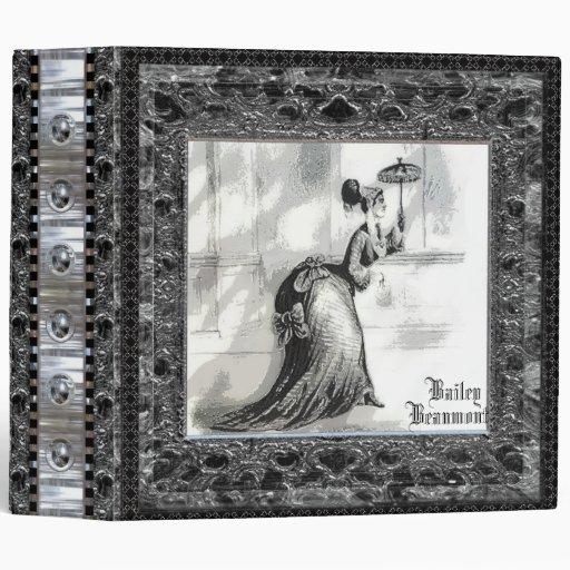 Bailey Victorian Binder