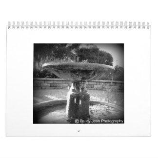 Baileyjeanphotographysample Wall Calendar
