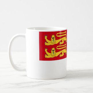 Bailiwick Guernsey region sark island flag symbol Coffee Mug