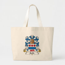 Baille Family Crest Bag