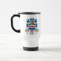Baille Family Crest Mug