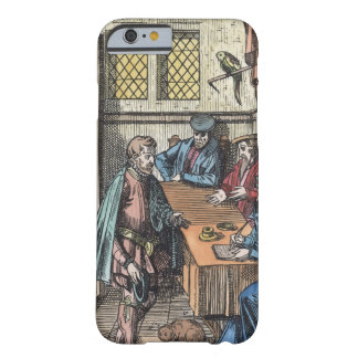 Bailliage, or Tribunal of the King's Bailiff, afte Barely There iPhone 6 Case