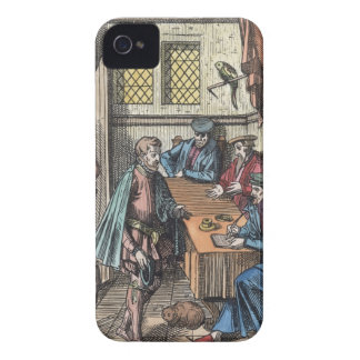 Bailliage, or Tribunal of the King's Bailiff, afte Case-Mate iPhone 4 Cases