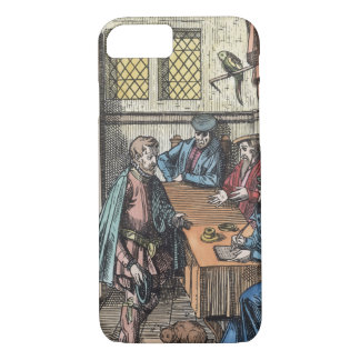 Bailliage, or Tribunal of the King's Bailiff, afte iPhone 8/7 Case