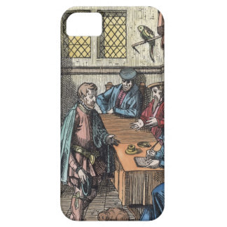 Bailliage, or Tribunal of the King's Bailiff, afte iPhone SE/5/5s Case