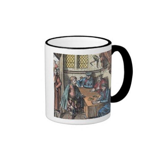 Bailliage, or Tribunal of the King's Bailiff, afte Coffee Mug