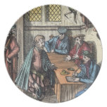 Bailliage, or Tribunal of the King's Bailiff, afte Party Plates