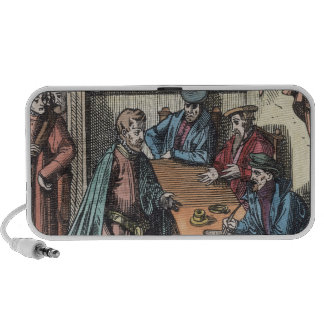 Bailliage, or Tribunal of the King's Bailiff, afte Portable Speaker