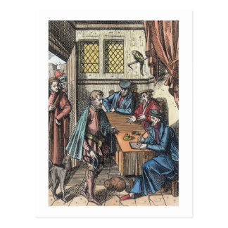Bailliage, or Tribunal of the King's Bailiff, afte Postcard