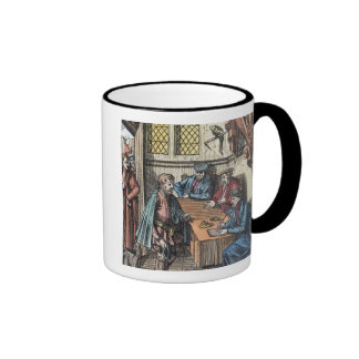 Bailliage, or Tribunal of the King's Bailiff, afte Ringer Coffee Mug