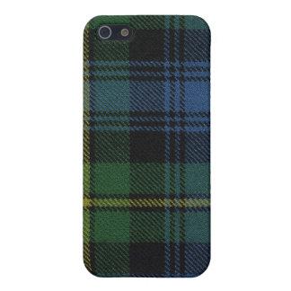 Baillie Ancient Tartan IPhone 4 Case