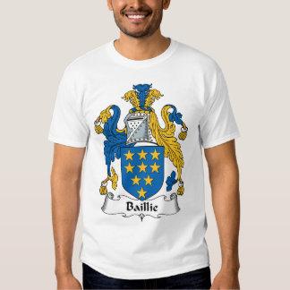Baillie Family Crest T-Shirt