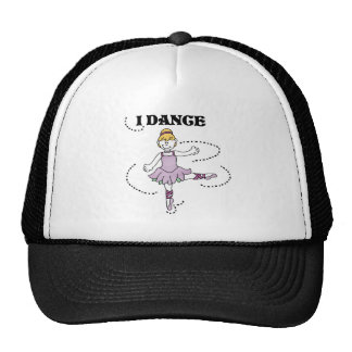 Bailo a la bailarina gorras