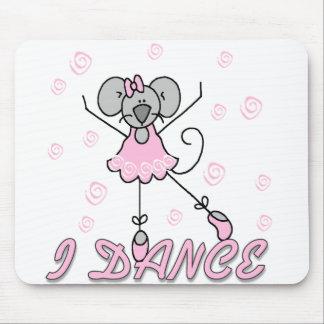 Bailo el ballet Mousepad del ratón