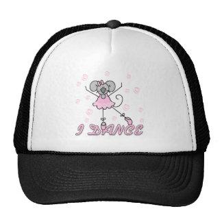 Bailo el gorra de la bailarina del ratón