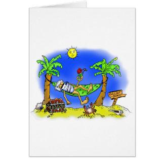Bailout Beach Card