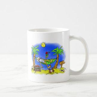 Bailout Beach Coffee Mug