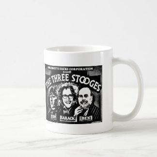 Bailout Commemorative memorabilia Classic White Coffee Mug