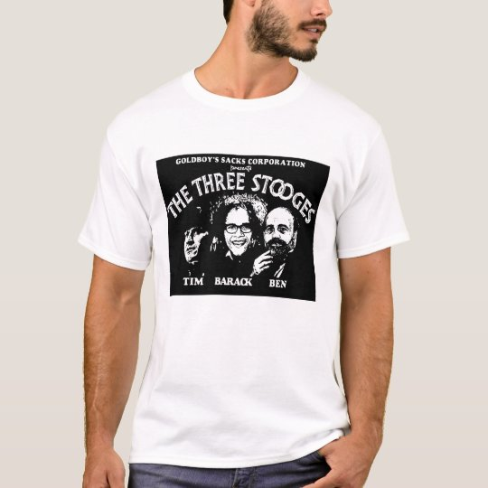 Bailout Commemorative Memorabilia T-Shirt