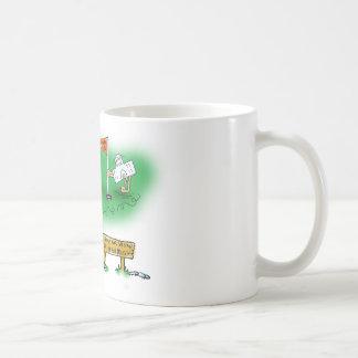 Bailout Open - Golf Coffee Mug