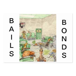 Bails Bonds Business Card