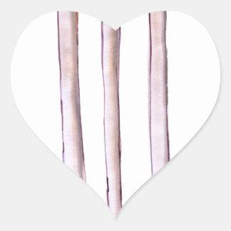 BAILS cricket, tony fernandes Heart Sticker