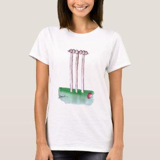 BAILS cricket, tony fernandes T-Shirt