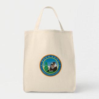 Baima Snow Mountain - Tote bags