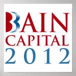BAIN CAPITAL 2012 POSTER