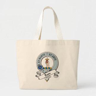 Bain Clan Badge Bag